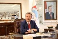 MASA TENİSİ - Başkan Dr. Mustafa Palancıoğlu Açıklaması 'Kayserili Milli Sporcu Özge Yılmaz'a Başarılar Diliyoruz'