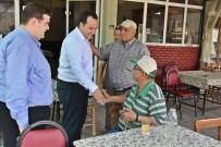 Başkan Dutlulu, Sazoba Mahallesi Sakinleri İle Buluştu