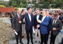 Çevre Ve Şehircilik Bakanı Murat Kurum,'Kentsel Dönüşüm Bilgilendirme Toplantısı'na Katıldı