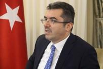 İBRAHİM HAKKI - Erzurum'da Hedef 1 Milyon Turist