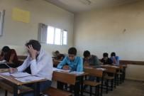 Zeytin Dalı Harekatı - Halep'te 5 Bin Öğrenci Lise Sınavına Girdi