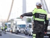 TRAFİK CEZASI - Hız sınırına dikkat! İşte limite göre kesilebilecek cezalar...