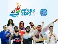 AVRUPA ŞAMPIYONASı - İBB Sporcuları Avrupa Oyunları'nda 20 Sporcu İle Milli Formayı Terletecek