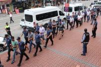 İhale Çetesinin 12 Üyesi Tutuklandı