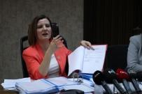 NEVZAT DOĞAN - İzmit Belediye Başkanı Hürriyet, Belediyedeki Usulsüzlükleri Açıkladı