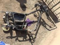 Motosiklet Çalan Şüpheli Tutuklandı