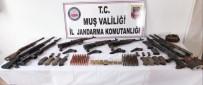Silah Kaçakçılarına Operasyon Açıklaması 5 Gözaltı