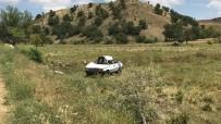 Takla Atan Otomobil Hurdaya Döndü Açıklaması 3 Yaralı