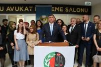 TBB Başkanı Feyzioğlu Açıklaması 'Yargı Reformunu Yeşil Pasaporta İndirenleri Kınıyorum. Bu Sığlıktır'