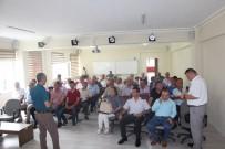 ATATÜRK İLKOKULU - Türkeli'de Muhtarlara Hizmet İçi Eğitim