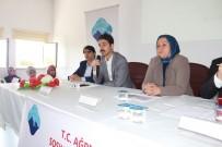 Ağrı'da Finansal Okuryazarlık Ve Kadının Ekonomik Güçlenmesi Semineri Verildi