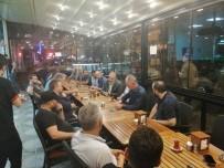 İSTANBUL İL BAŞKANLIĞI - AK Parti'li Kayatürk, Seçim Çalışmaları İçin İstanbul'a Karargah Kurdu