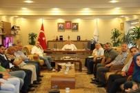 Başkan Bıyık, CHP Meclis Grubuna Çalışmalar Hakkında Bilgi Verdi