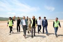 Bayburt - Gümüşhane Havalimanı İnşaat Çalışmaları Devam Ediyor