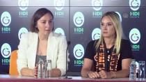 GALATASARAY - Galatasaray Kadın Voleybol Takımı'nda Toplu İmza