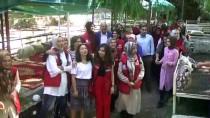 Gönüllü Gençler Şemdinli'yi Sevdi