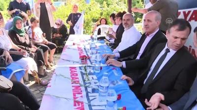 'İspat Etsin, AK Parti Adına Özür Dilemeye Hazırım'