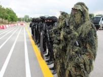 EŞREF BITLIS - Jandarma Özel Asayiş TİM'leri İHA'ya Kapılarını Açtı