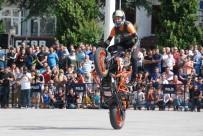 Motosiklet Festivali İlgi Gördü