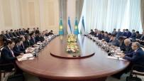 ÖZBEKISTAN - Özbekistan Ve Kazakistan Arasında 1,5 Milyar Dolarlık İmza