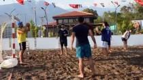 DÜNYA ŞAMPİYONASI - Plaj Hentbolunda Gözler Avrupa Şampiyonası'nda