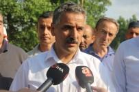 ORMAN MÜDÜRLÜĞÜ - Samsun Valisi Kaymak'tan 'Sel' Açıklaması