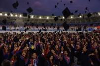Spor Toto MAKÜ Stadyumunda İlk Mezuniyet Töreni