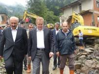 Trabzon'un Araklı İlçesi Çamlıktepe Mahallesinde 7 Kişinin Öldüğü, 3 Kişinin Kaybolduğu Sel Yörede Yaşanan İlk Sel Değil