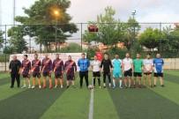 Türkeli'de Futbol Turnuvası