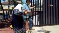 74 Yaşındaki Sultan Teyze Hasta Yatağından Kalkıp Sandığa Gitti