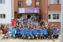 Ahi Evran Gençlik Kampı Kapılarını Açtı
