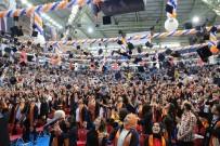 Avrasya'da Muhteşem Mezuniyet Töreni