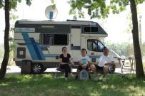 Avrupa'nın En Büyük Doğal Yaşam Parkı, Yabancı Kampçıların Rotasında