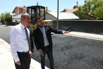 Başkan Kavuş Açıklaması 'Asfalt Sorununu Meram'ın Gündeminden Çıkaracağız'