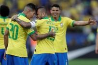 BREZILYA - Brezilya'dan Farklı Galibiyet