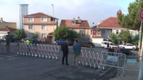 Cumhurbaşkanı Erdoğan'ın Oyunu Kullanacağı Okulda Yoğun Güvenlik Önlemi