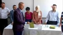 BERAT ALBAYRAK - Cumhurbaşkanı Erdoğan Oyunu Üsküdar'da Kullandı