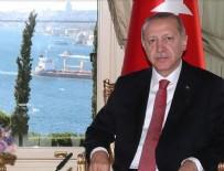 Cumhurbaşkanı Erdoğan seçimi Vahdettin Köşkü'nde takip edecek