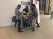 MASA TENİSİ - Diyarbakır'da Yaz Spor Okulları Stantlarına Yoğun İlgi