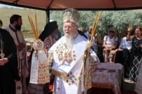 BARTHOLOMEOS - Fener Rum Patriği Bartholomeos Kapadokya'da Pazar Ayini Yönetti