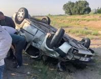 Iğdır'da Trafik Kazası  Açıklaması 1 Yaralı