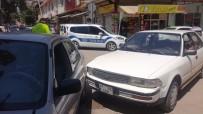 İki Otomobilin Çarpışması Sonucu Bir Bebek Yaralandı