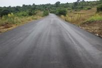 Kaynarca'da Yol Çalışmaları Sürüyor