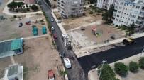KANALİZASYON - Kocahasanlı Sahil Yolu Tamamlandı