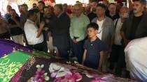 NECATİ ŞAŞMAZ - Menderes Türel'in Annesinin Cenazesi Toprağa Verildi