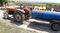 KANALİZASYON - Mersin'de Sel Nedeniyle 9 Mahalle Susuz Kaldı