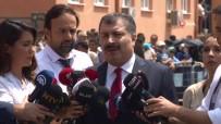 SAĞLıK BAKANı - Sağlık Bakanı Koca: Bin 550 hasta sandıklara taşınacak