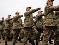 Yeni askerlik düzenlemesi salı günü oylanacak
