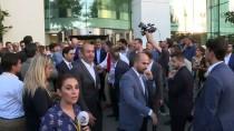 NUMAN KURTULMUŞ - Yıldırım, AK Parti İstanbul İl Başkanlığından Ayrıldı