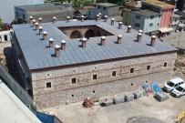 RESTORASYON - 511 Yıllık Tarihi Taşhan'ın Restorasyonunda Son Rötuşlar